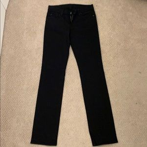 Black 7 For All Mankind Jeans